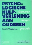 Psychologische hulpverlening aan ouderen (2e editie)